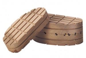 Блок деревянный для копыт