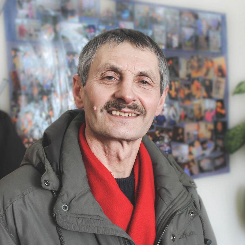 Василий Николаевич Курленко