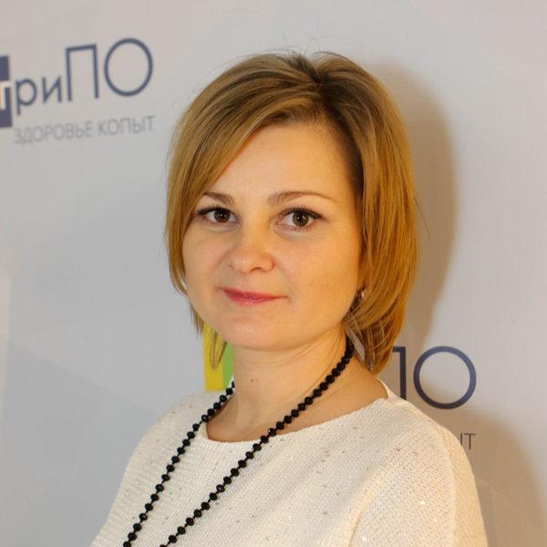 Ольга Цырельчук-Марчук